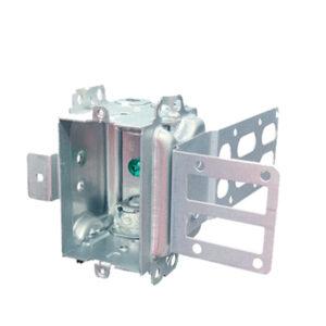 Gangable Device Box with Bracket