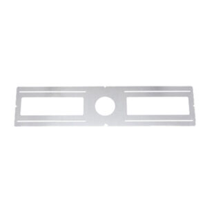 """4"""" Steel Plate for Recessed Lighting"""