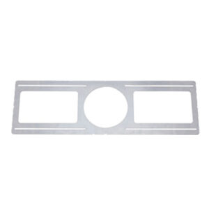 """6"""" Steel Plate for Recessed Lighting"""