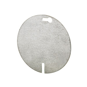 Round Blank Cover