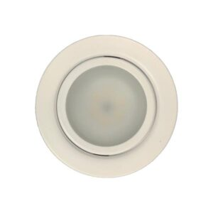 Recessed Mount Puk Light 2W
