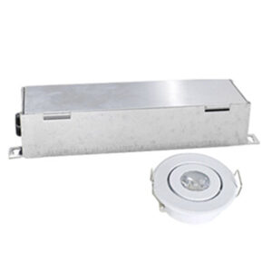 Mini Puk Downlight with Dimmable Driver 2W