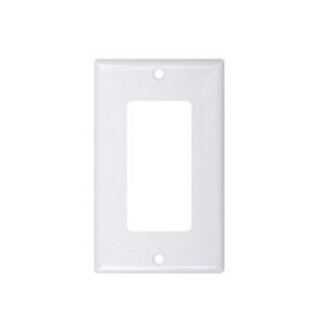 1 Gang Switch Plate