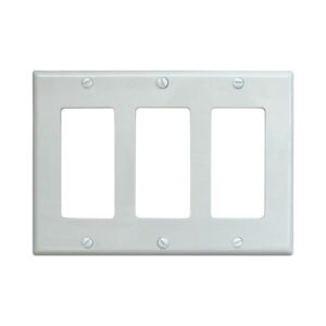 3 Gang Switch Plate